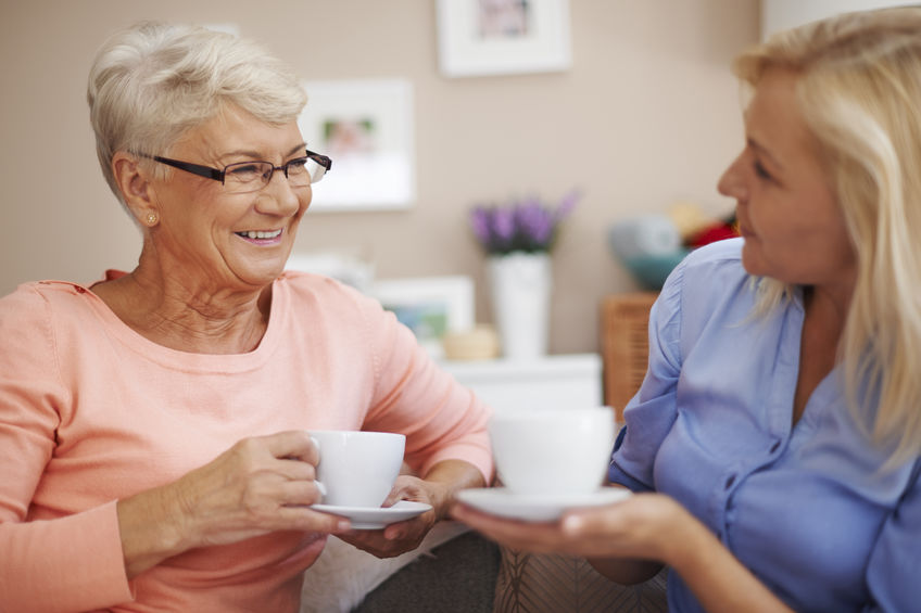 Talking to your Senior Loved One About their Health