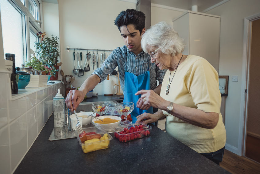 Visiting Angels Chelmsford Can Support the Nutritional and Health Needs of Seniors