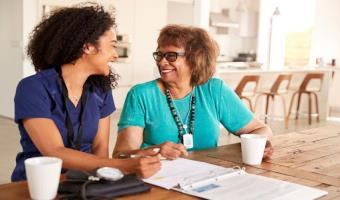 Talking to a Loved One About Caregiving