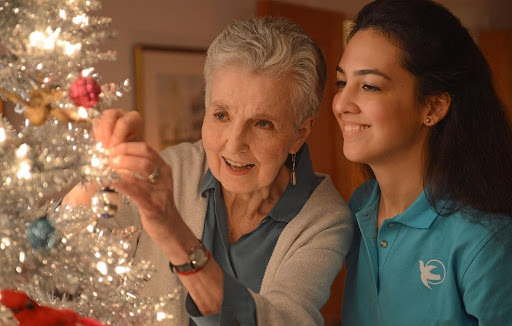 What To Expect as Visiting Angels Caregiver