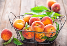 The Power of the Peach: Five Amazing Benefits for Older Adults