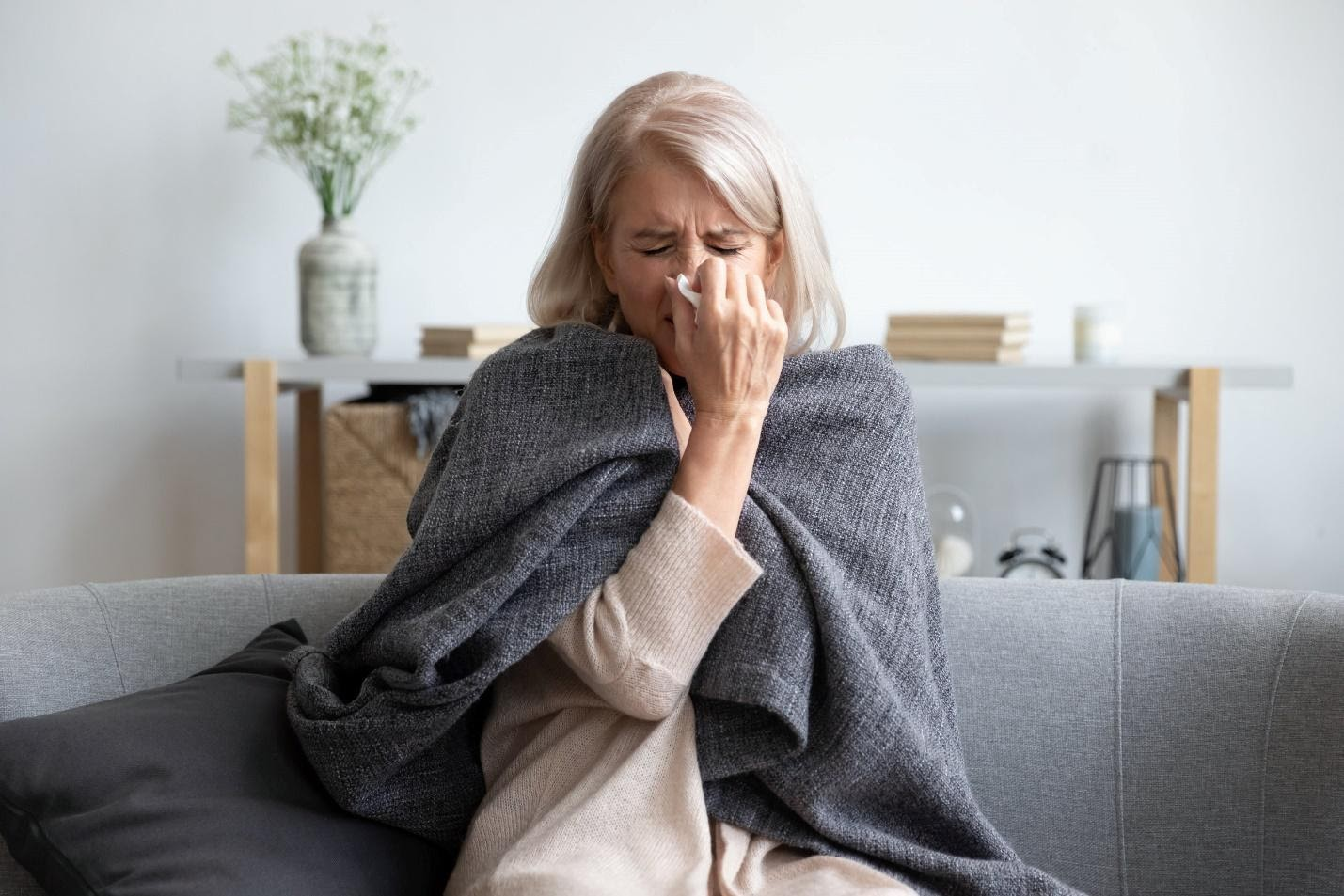 Aging and Allergies