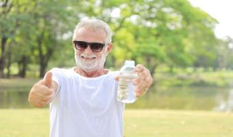Healthy Aging Beyond Diet and Exercise