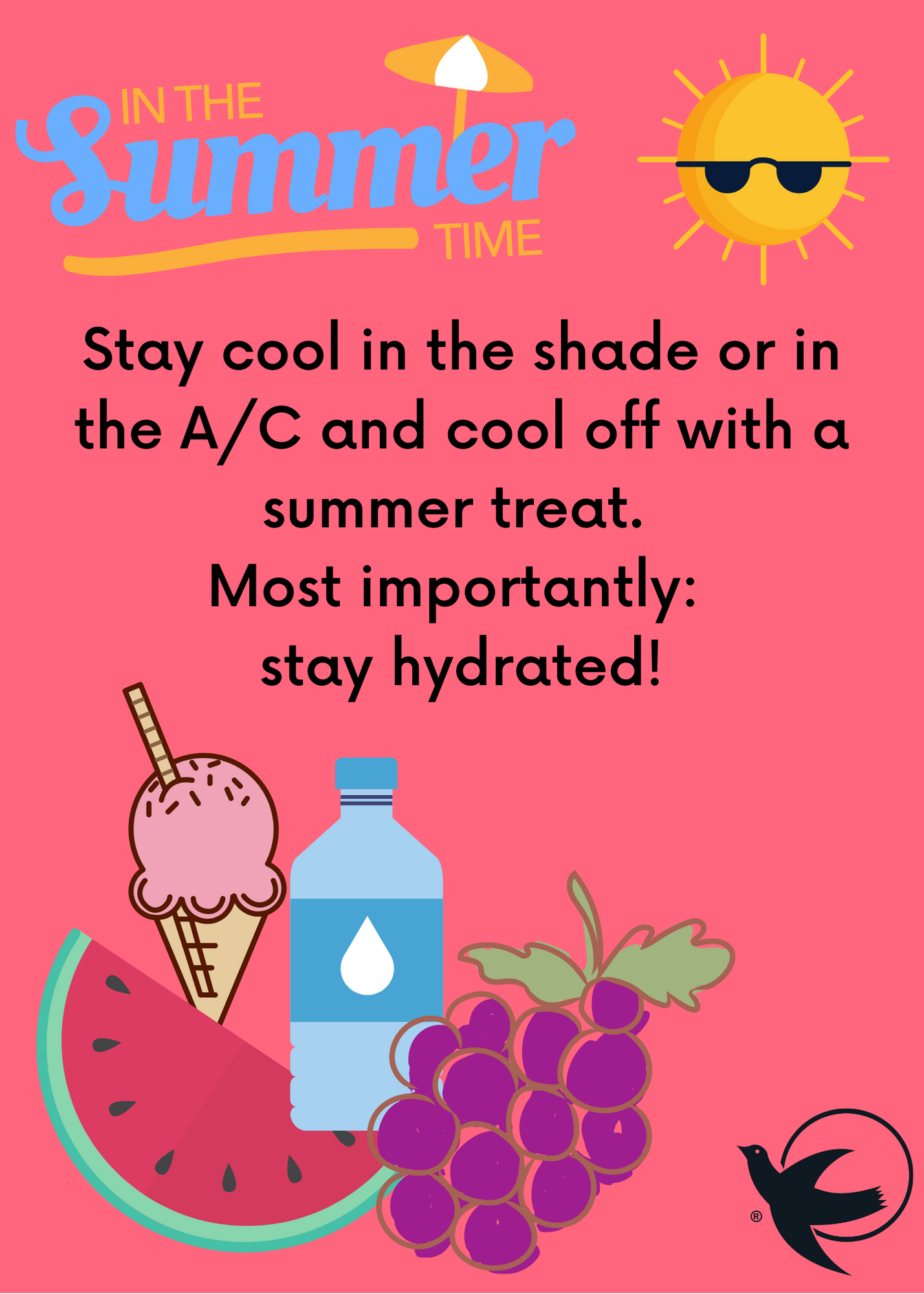 Help Seniors Stay Cool in the Summertime