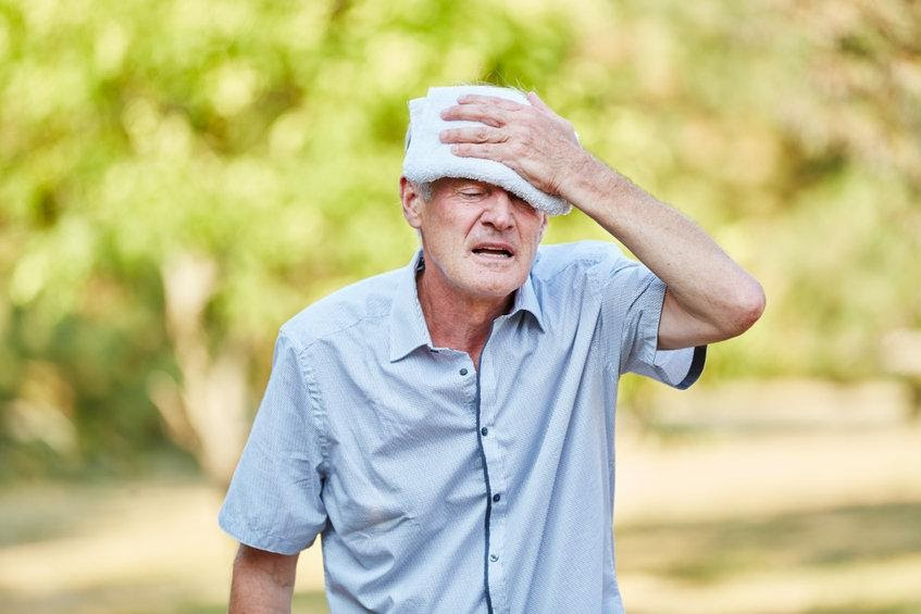 5 Signs of Overheating in Seniors