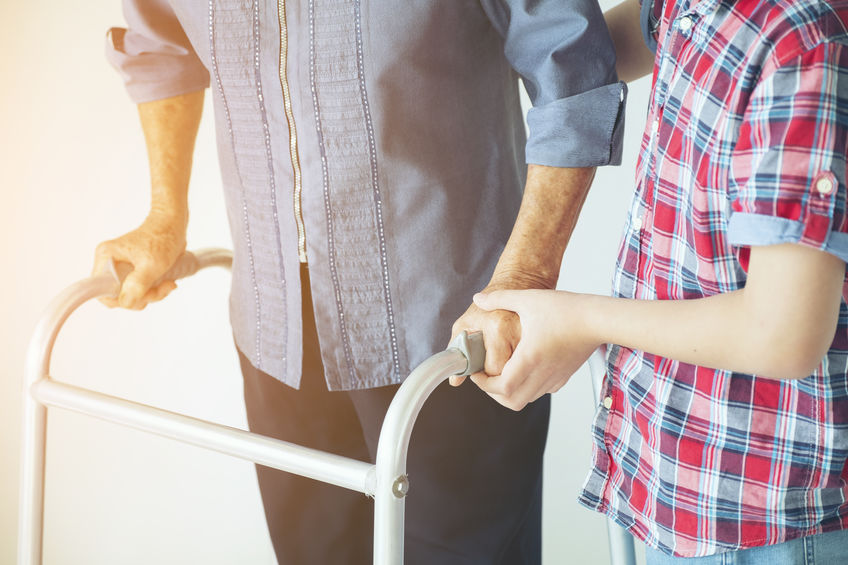 Four Tips for the Family Caregiver of a Stroke Patient