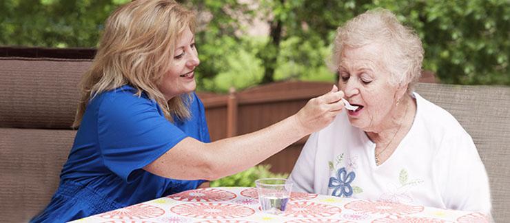 Swallowing Disorders in Seniors