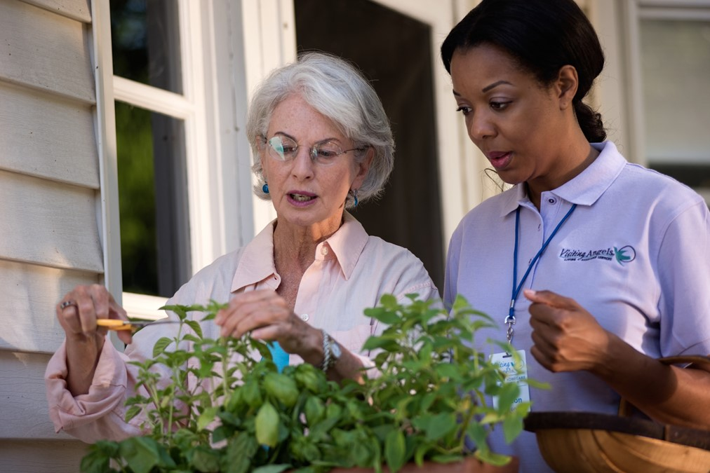 Spring Gardening and Senior Care Go Together in Westchester County, NY