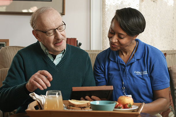 Affordable In-Home Care Services from Visiting Angels Bensalem