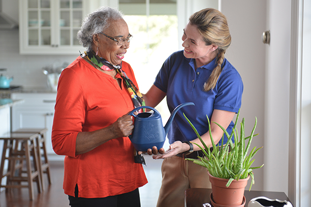 Our Home Care Services Support Seniors in Fresno, CA and the Surrounding Area with Post-Stroke Recovery Care