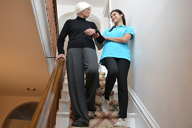 Become a Caregiver at Visiting Angels Eldersburg!
