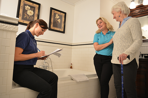 Home Care Services in Roswell