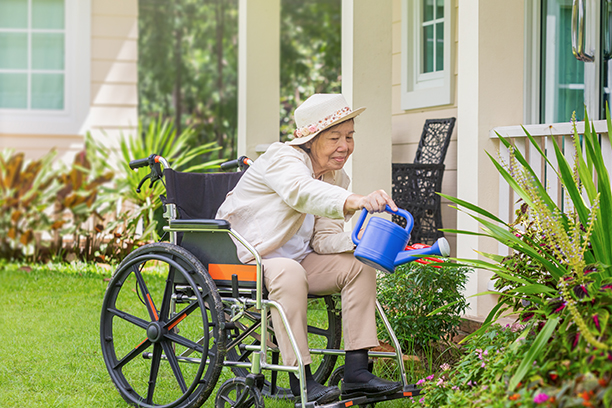 Senior Care Services Include Fall Prevention