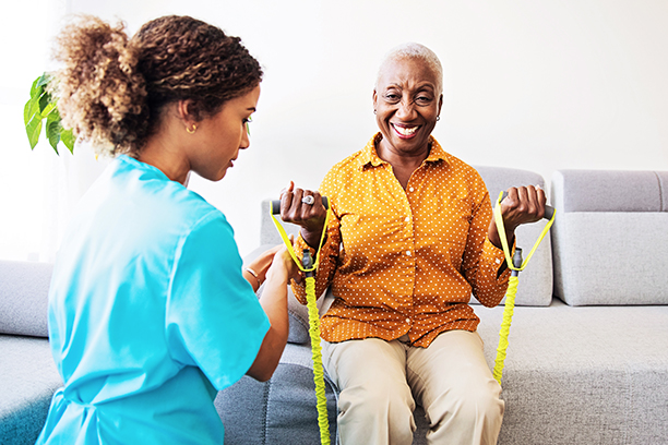 Fall Prevention Program for Seniors