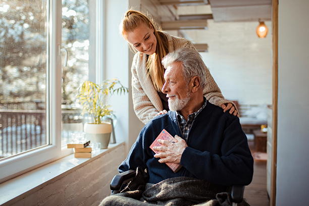 How Companion Care Can Help Fight Loneliness during COVID