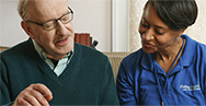 Respite care helps family caregivers spend more time with family