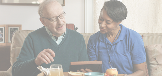 Complimentary In-Home Caregiver Referral Services Consultation